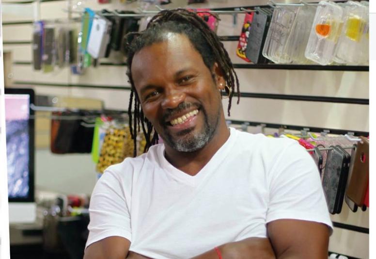 Sergio Luis Pinheiro -Loja do Jamaica